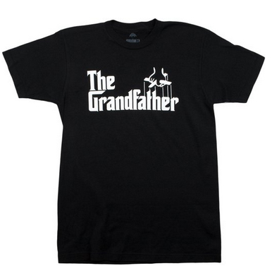 father's day gift guide | Ann Arbor T-Shirt Co The Grandfather shirt