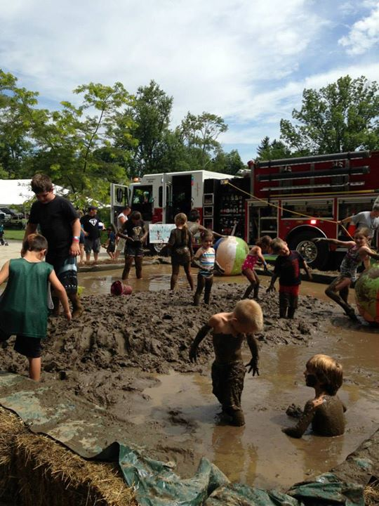 Muddy Puddles Mess Fest
