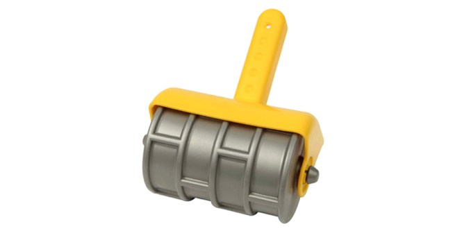 pool and beach toys | brick sand roller