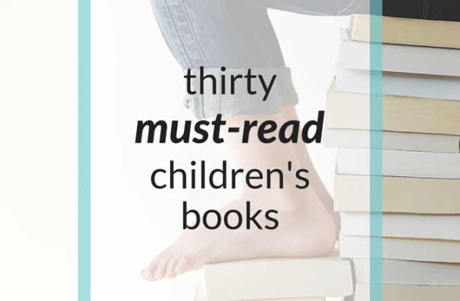 favorite children's books (with free printable to keep track)