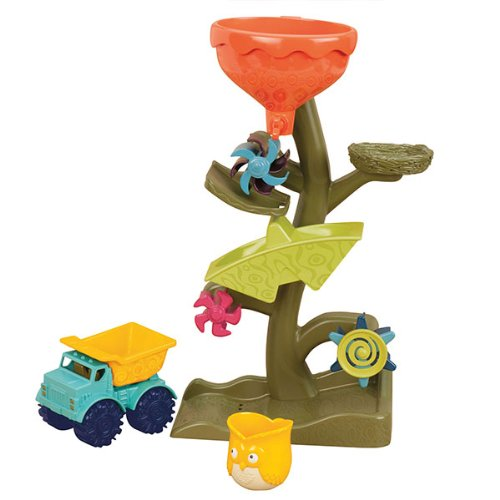 pool and beach toys | waterfall set with truck