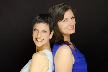 Science of Parenthood authors Norine Dworkin-McDaniel and Jessica Ziegler