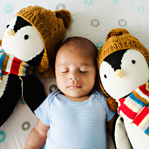 cuddle+kind doll Everest the penguin