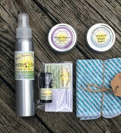 Hudson Valley gift guide | three sisters herbals gift set healthy you