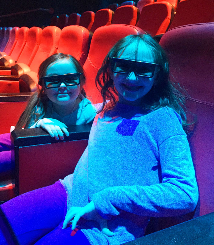 LEGOLAND Westchester 4D LEGO movie premiere