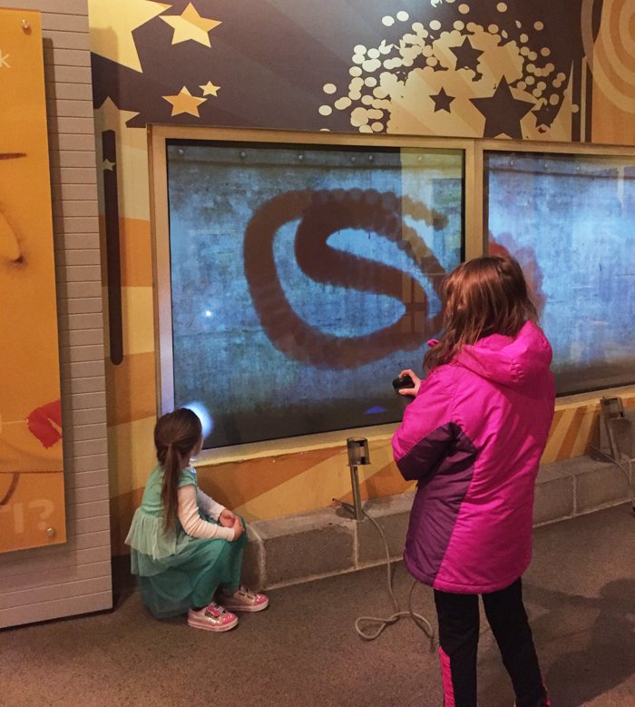Liberty Science Center | Communication exhibition