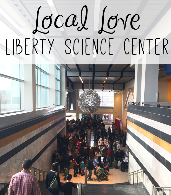 Local Love | Liberty Science Center