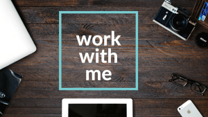 work with me writing editing proofreading blogging