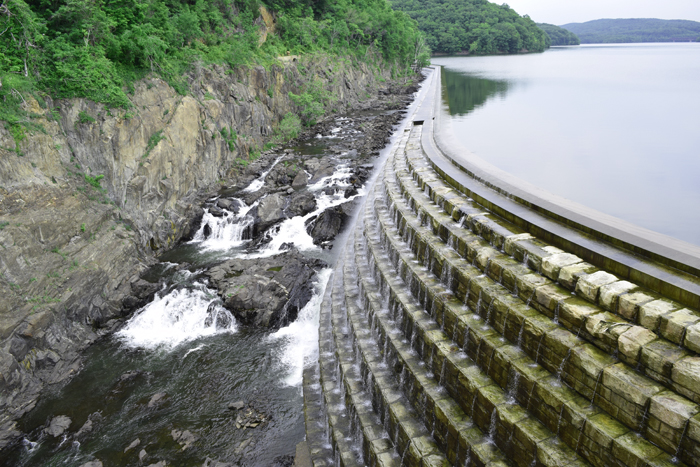 summer adventures Croton Dam