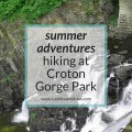Summer Adventures | hiking at Croton Gorge Park