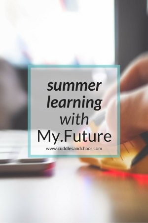 summer learning with My.Future