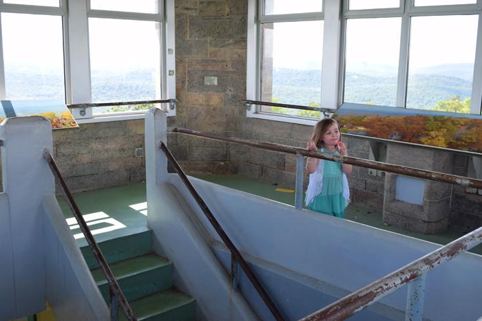 exploring Perkins Memorial Tower