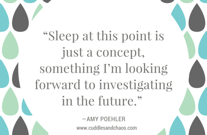 Hilarious Parenting Quotes - Amy Poehler