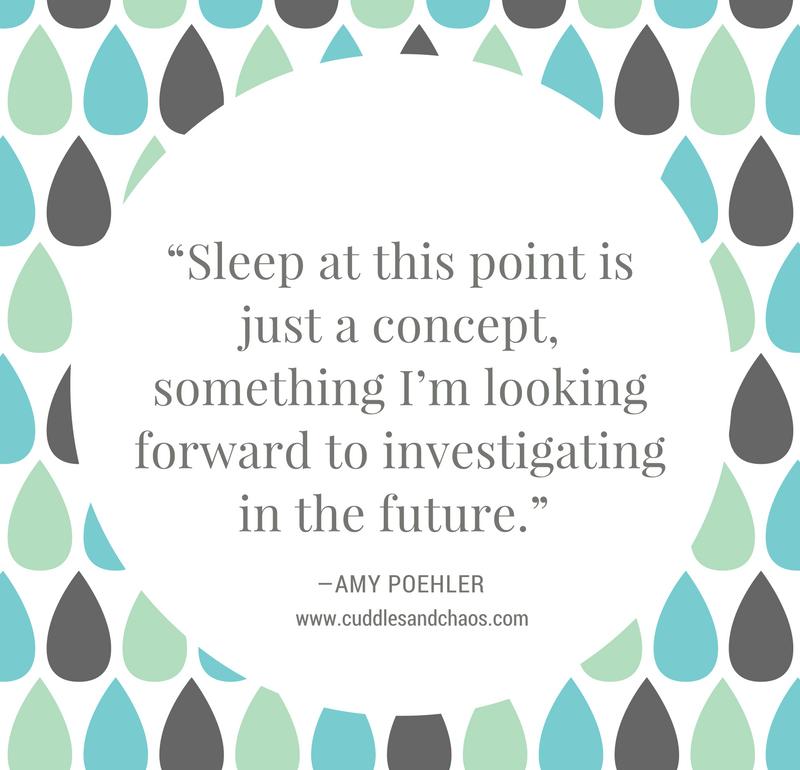 Hilarious Parenting Quotes - Amy Poehler