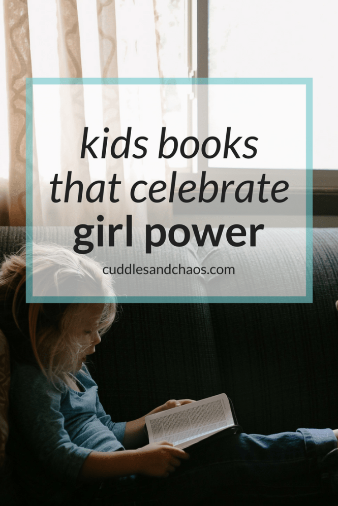 kids books that celebrate girl power