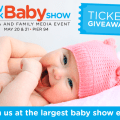 2017 new york baby show ticket giveaway