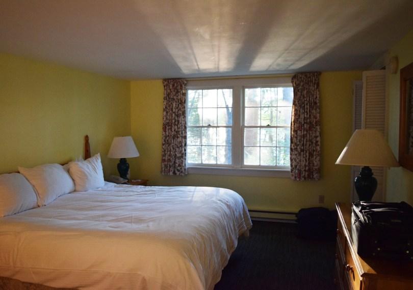 Family Vacation   Basin Harbor resort accommodations
