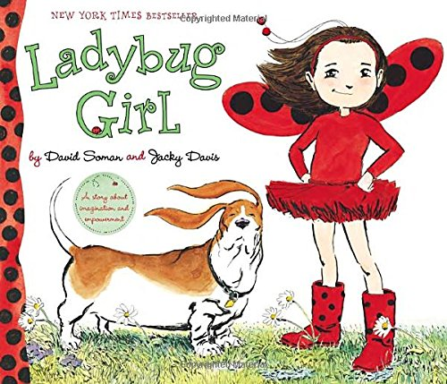 Kids Books About Outdoor Adventures - Ladybug Girl