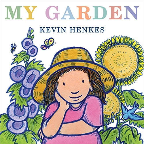 Kids Books About Outdoor Adventures - My Garden