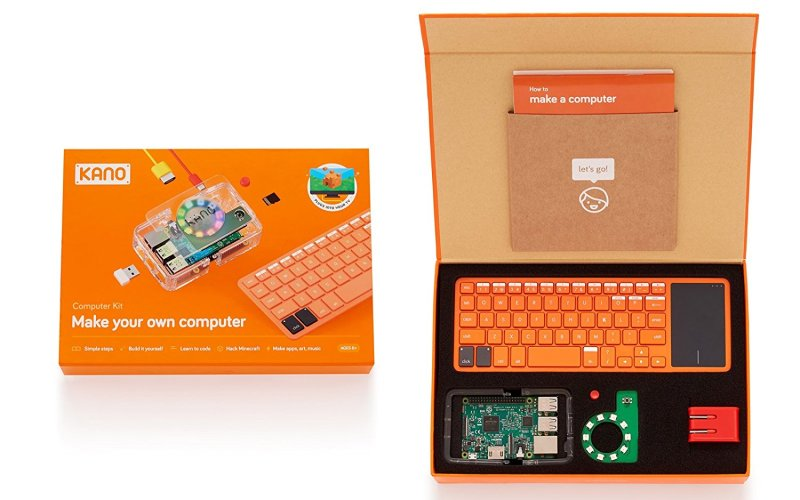 Teaching Toys for Kids Gift Guide | Kano Computer Kit