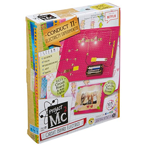 Teaching Toys for Kids Gift Guide | Project MC2 Circuit Board room light