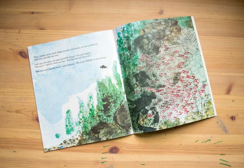 children's books that teach resilience - Swimmy be Leo Lionni - picture books - #books #kidsbooks