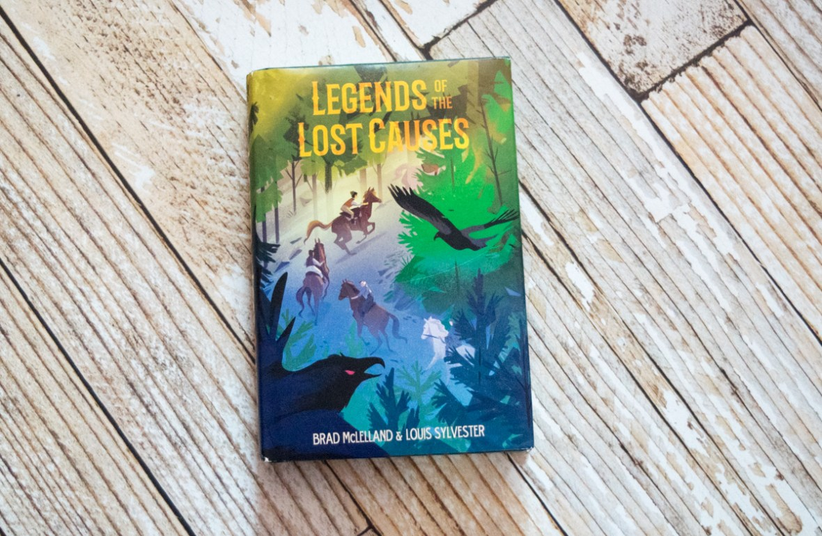 Legends of the Lost Causes book review - Western American Historial Fiction - #middlegrade #fiction