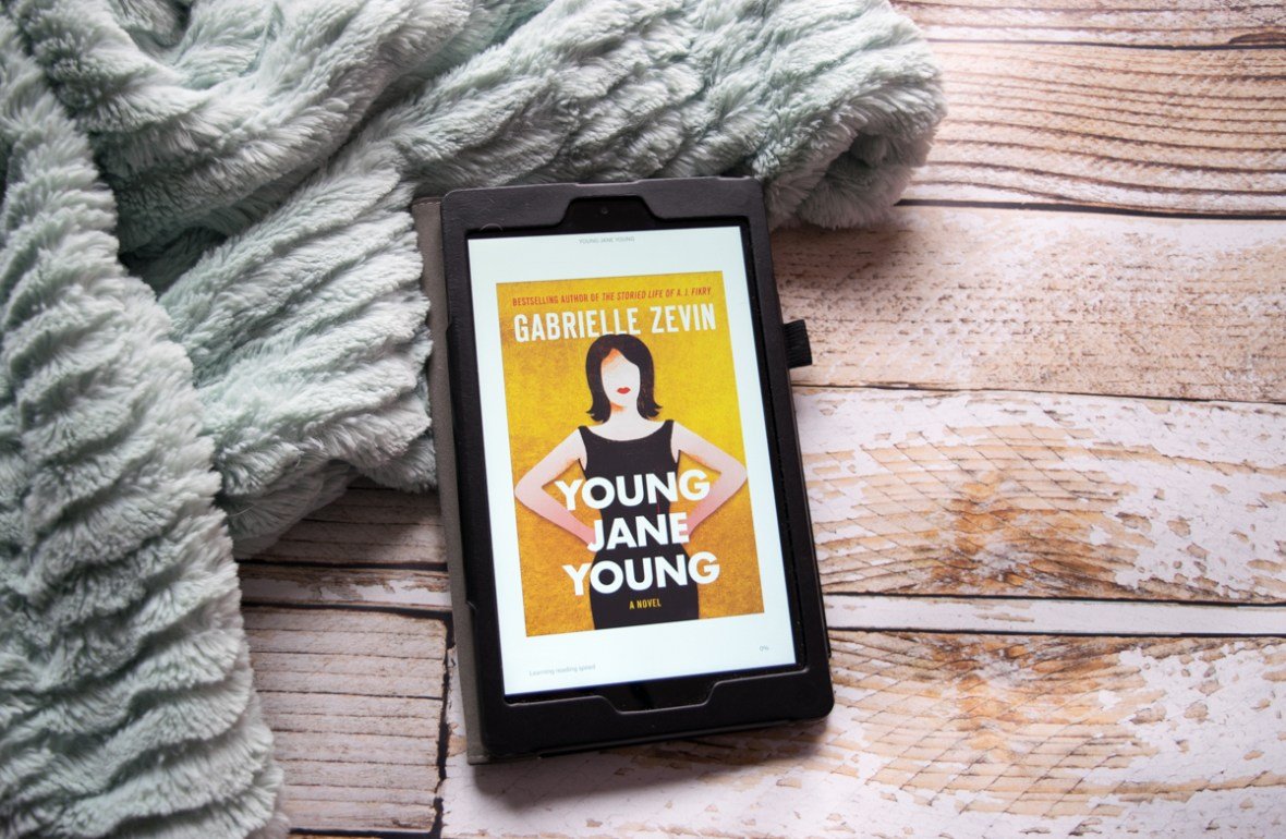 What We Read - March 2018 - Young Jane Young by Gabrielle Zevin #goodread