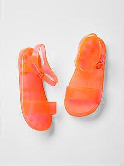 GAP Jelly Sandals