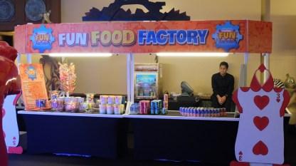 Atlantis the Palm Fun Food Factory