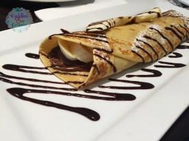 Banana Nutella Crepe Eggspectations