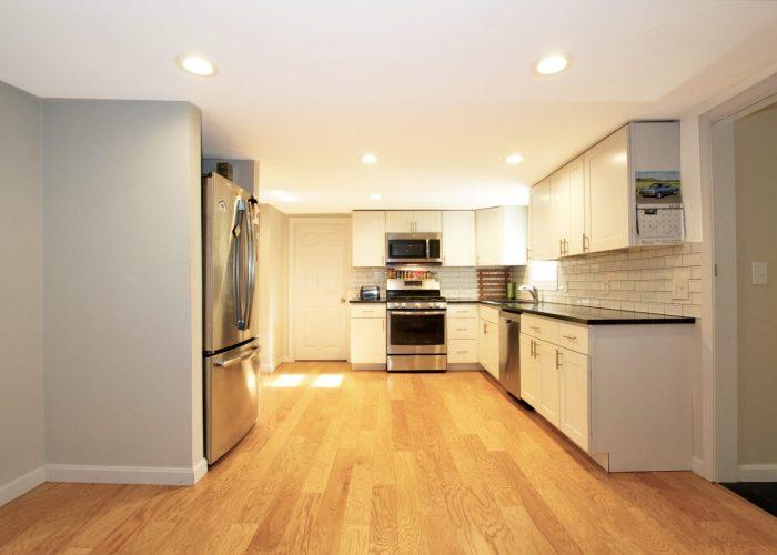 Kitchen - Side View