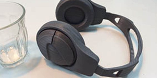 headphone 3d print