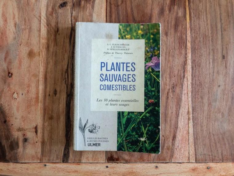 50 plantes sauvages comestibles