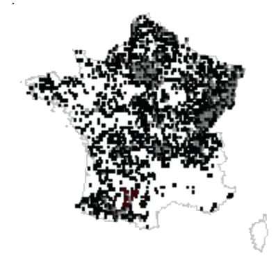 Carte telabotanica lierre terrestre 2