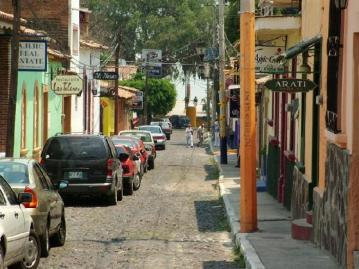 Ajijic, Mexico, has a large expat community although some are leaving due to increased drug crime.