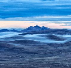 Nieblas Andinas