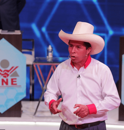 Marxist presidential candidate Pedro Castillo appears headed to victory in Peru