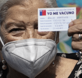 Despite high vaccination rate, Chile locks down again; New cases are among the non-vaccinated