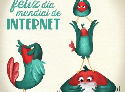 ¡Feliz día mundial de internet!