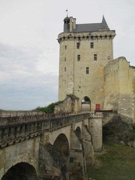 Chateaux de Chinon