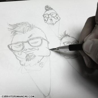 Fumanchu-Sketch008