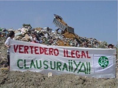 Denuncia los vertederos ilegales 10