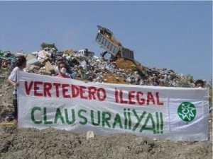 Denuncia los vertederos ilegales 1