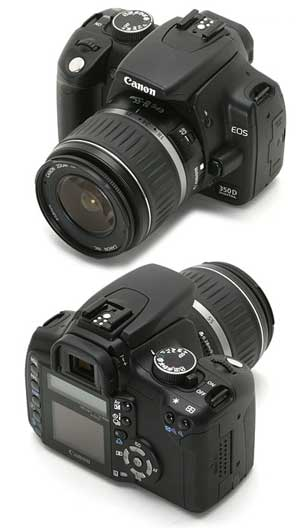 Camara nueva: Canon EOS 350D 15