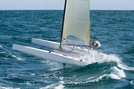 catamaran puerto valencia