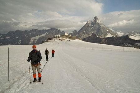 Alpes: Subida al Breithorn (4164m.) fallido 1