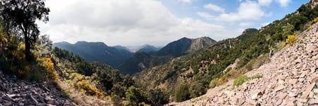 Pico Espadan 1106m. 3
