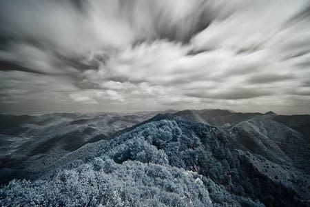 Pico Espadan 1106m. 7