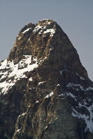 Alpes: Plato Rosa (Plateau Rosa) 3500 m. 13